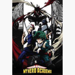 Αφίσες Anime, Animation - My Hero Academia (Hero Killer Stain)