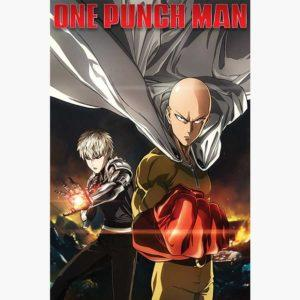Αφίσες Anime, Animation - One Punch Man, Destruction