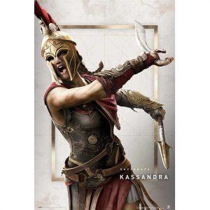 Αφίσες Gaming - Assassins Creed, Kasandra