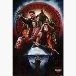 Αφίσες Gaming - Call of Duty: Black Ops 4 (Zombies)