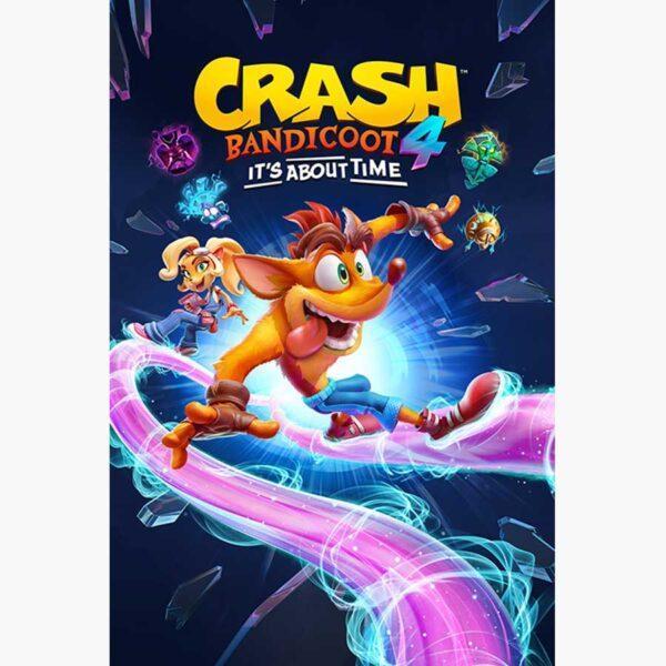 Αφίσες Gaming - Crash Bandicoot 4 (Ride)