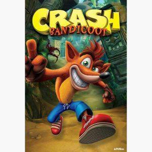 Αφίσες Gaming - Crash Bandicoot, Next Gen Bandicoot