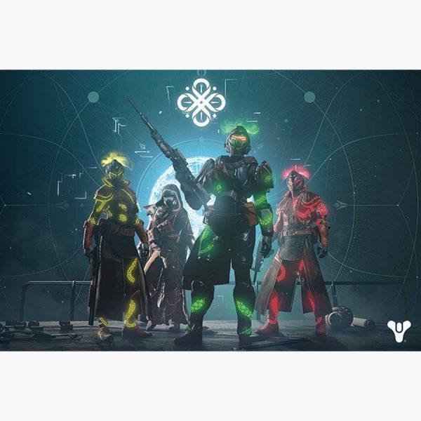 Αφίσες Gaming - Destiny (Gambit)