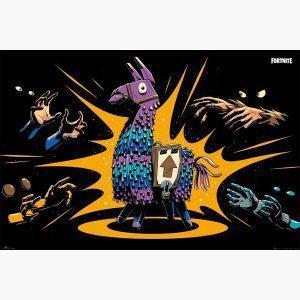 Αφίσες Gaming - Fortnite, Loot Llama
