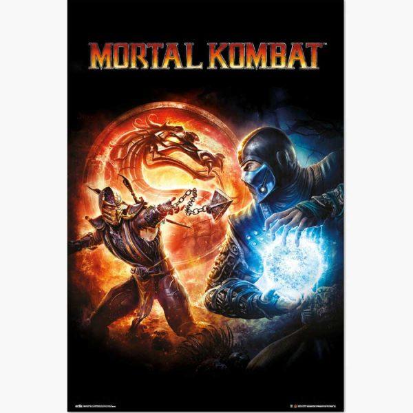 Αφίσες Gaming - Mortal Kombat