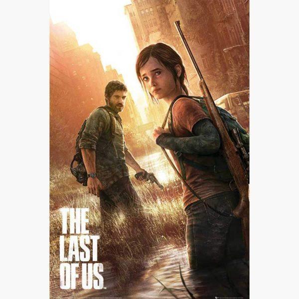 Αφίσες Gaming - The Last of Us (key art)