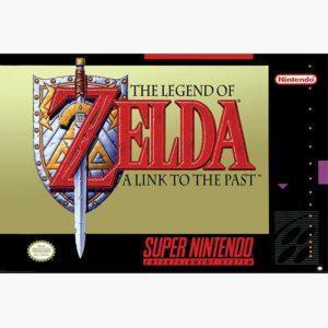 Αφίσες Gaming - Super Nintendo, Zelda
