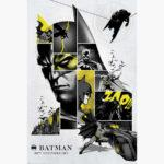 Αφίσες Marvel, Dc, Super Heroes - Batman (80th Anniversary)