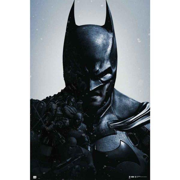 Αφίσες Marvel, Dc, Super Heroes - Batman Arkham Origins