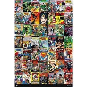 Αφίσες Marvel, Dc, Super Heroes - DC, Comics Classic Covers