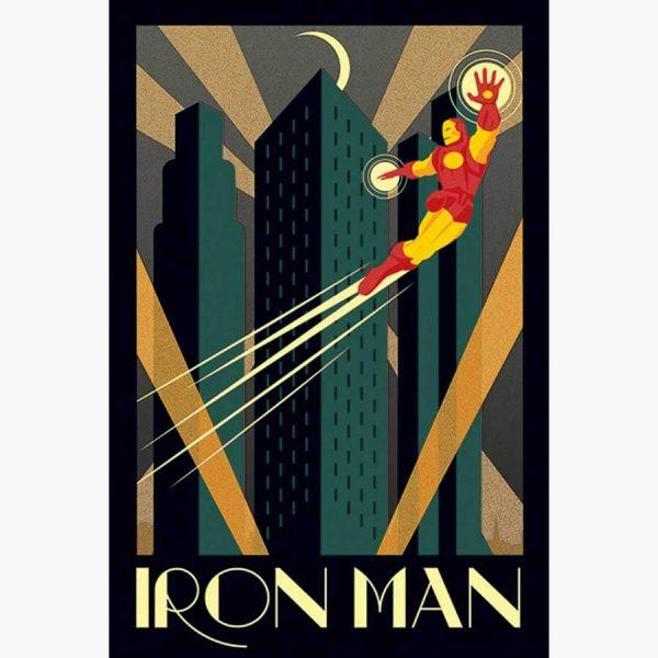 Αφίσες Marvel, Dc, Super Heroes - Iron Man