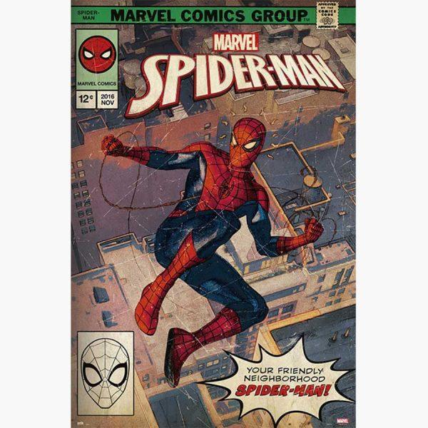 Αφίσες Marvel, Dc, Super Heroes - Spiderman, Comic
