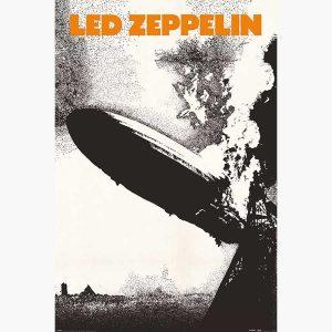 Αφίσες Μουσικής Old Bands & Singers - Led Zeppelin