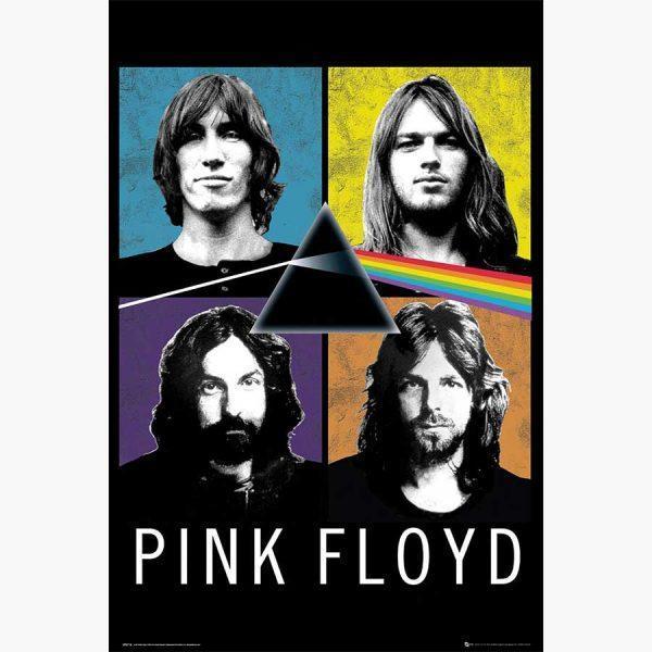 Αφίσες Μουσικής Old Bands & Singers - Pink Floyd, Band