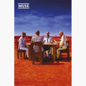 Αφίσες Μουσικής Alternative - Muse (Black Holes And Revelations)