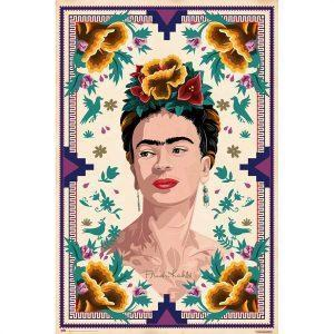 Αντίγραφα Ξένων Ζωγράφων - Frida Kahlo