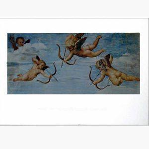 Αντίγραφα Ξένων Ζωγράφων - Raffaello - Trionfo Di Galatea