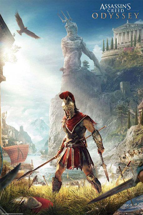 Αφίσα - Assasin's Creed Odyssey