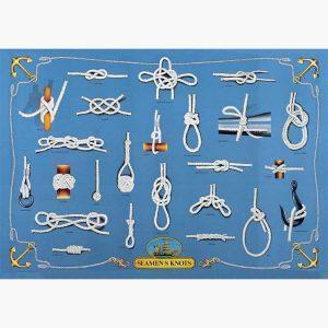 Εκπαιδευτικές Αφίσες - Seamens Knots