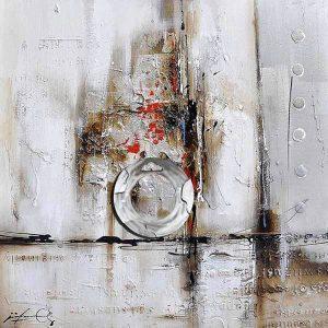 Καμβάς - Abstract 60x60