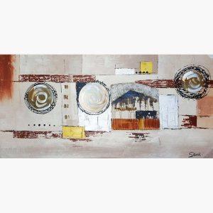 Καμβάς – Abstract 70×140
