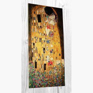 Καμβάς - Ελαιογραφία - Gustav Klimt - The Kiss, by Selected Artworks