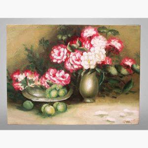 Καμβάς - Λουλούδια