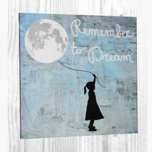 Καμβάς - Μονοτυπία - MasterFunk Collective - Remember to Dream