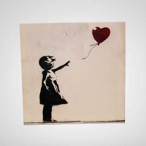 Καμβάς - Μονοτυπία - Anonymous attributed to Banksy by selected Artworks