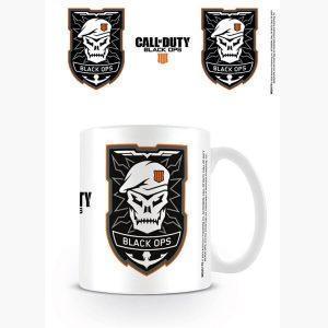Κούπες - Κεραμική Κούπα Call of Duty: Black Ops 4 (Logo)