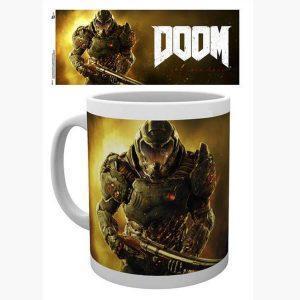 Κούπες - Κεραμική Κούπα Doom Marine