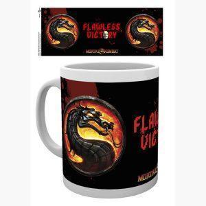 Κούπες - Κεραμική Κούπα Mortal Kombat Logo
