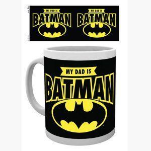 Κούπες - Κεραμική Κούπα DC Comics My Dad Is Batman