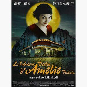 Κινηματογραφικές Αφίσες - Amelie