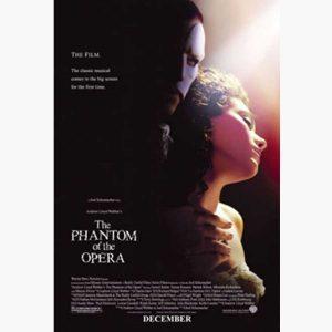 Κινηματογραφικές Αφίσες - The Phantom of the Opera