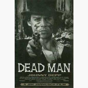 Κινηματογραφικές Αφίσες - Dead Man