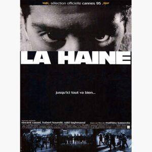 Κινηματογραφικές Αφίσες – La Haine