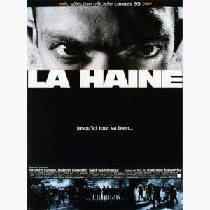 Κινηματογραφικές Αφίσες - La Haine