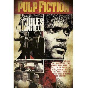 Κινηματογραφικές Αφίσες - Pulp Fiction, Jules