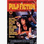 Κινηματογραφικές Αφίσες - Pulp Fiction