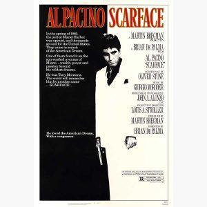 Κινηματογραφικές Αφίσες - Scarface