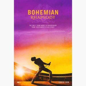 Κινηματογραφικές Αφίσες - Bohemian Rapsody