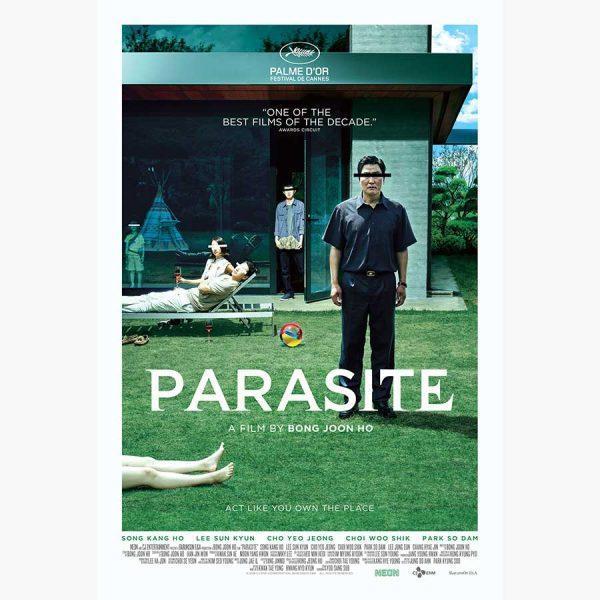 Κινηματογραφικές Αφίσες - Parasite