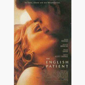 Κινηματογραφικές Αφίσες - The English Patient