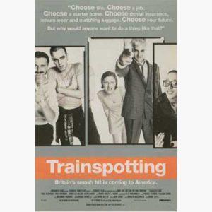 Κινηματογραφικές Αφίσες - Trainspotting