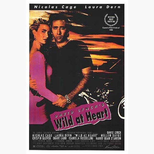Κινηματογραφικές Αφίσες - Wild at Heart