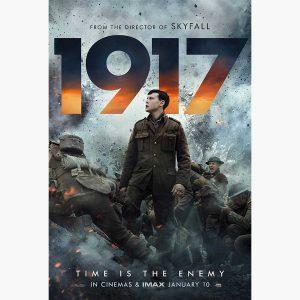 Κινηματογραφικές Αφίσες - 1917