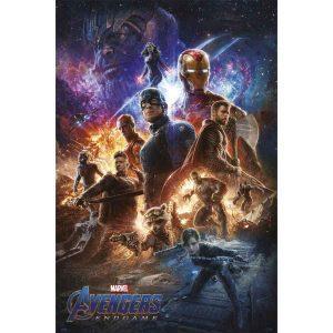 Κινηματογραφικές Αφίσες - Avengers: Endgame