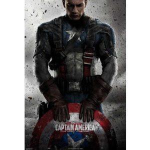 Κινηματογραφικές Αφίσες - Captain America