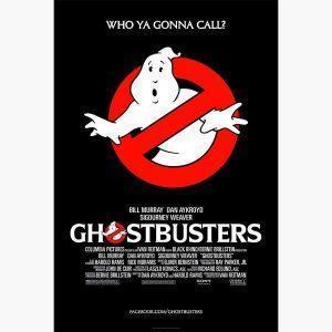 Κινηματογραφικές Αφίσες - Ghostbusters